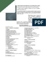 Livro Perfis de Aco Formados a Frio III Edicao