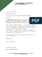 Resume Pramod 18 Sep