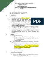 Group Assignment 2 Instruction_OSH_Sem1 20182019