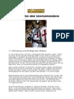 (eBook - Geschichte Geschichte Des Templerordens