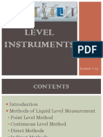Lecture 13-Level meters.pptx