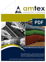 AmTex Sourcing Limited - Brochure