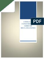 Código Del Consumidor y Libro de Reclamaciones Expo