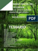Alcaloides Unidad 2 PN