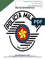 100 Questões Informática - Pmsp