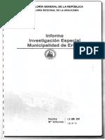 INFORME INVESTIGACION ESPECIAL 15 - 11 MUNICIPALIDAD DE ERCILLA SOBRE PRESUNTAS IRREGULARIDADES - ABRIL 2011.PDF