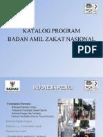 Katalog Program