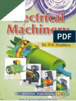 Electrical Machinery by Dr. P S Bimbhra.pdf