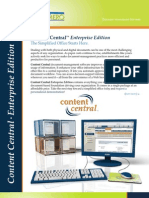 Ademero Conten Central Enterprise Edition