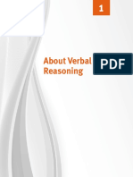 VerbReasoning1 Review Notes
