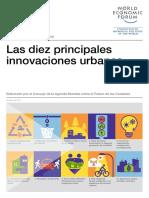 Las 10 Principales Innovaciones Urbanas