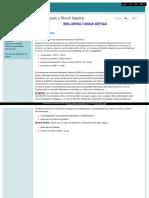SIRS, Sepsis y Shock Séptico Medicina Interna 17 Paginas