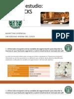Caso de Estudio Starbucks