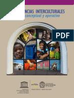 COMPETENCIAS INTERCULTURALES UNESCO