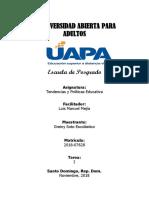 Ordenanza 1 96 Que Establece El Sistema de Evaluacion Del Curriculo de La Educacion Inicial Basica Media y de Adultos
