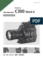 Eos c300 Mark II
