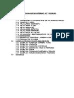 Sistemas de Tuberia (Valvulas).pdf