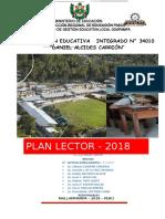 0. Plan Lector Institucional 2018