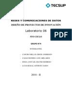 Lab6_DISEÑO DE PROYECTOS DE INNOVACIÓN