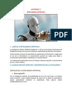 Actividad 11, Inteligencia Artificial