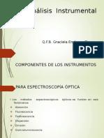 Componentes Para Instrumentos Ópticos