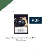Camacho, Santiago - 20 grandes conspiraciones de la Historia.pdf