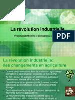 La Revolution Industrielle 1