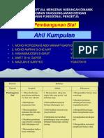 PSM Pembangunan Staff