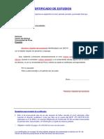 Anexo 3f Certificado de Estudios