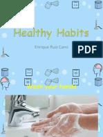 Healthy Habits 3º Enrique