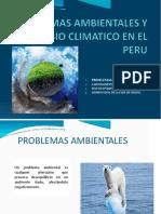 Conciencia Ambiental (Problemas Ambientales)