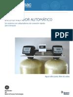 Brochure Desionizador Automatico