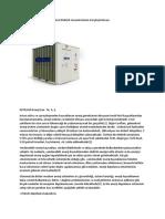 Enerji Depolama Sistemi Ile Dizel Elektrik Jeneratörünün Karşılaştırılması