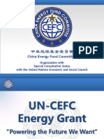 Need for UN Audit Shown By This China Energy Fund Committee Doc Listing Jeff Sachs, Achim Steiner and Warran Sach as Advisers - but SG Guterres Won't Audit, Bans Press