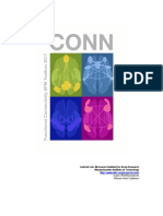 CONN FMRI Functional Connectivity Toolbox Manual v17