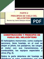 Principios de Vuelo Del Helicoptero