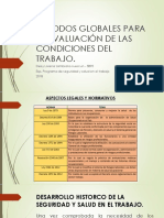 Metodos Globales Para La Evaluación de Las Condiciones