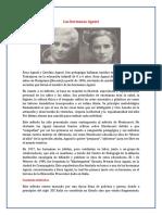 biografía de las hermanza agazzi
