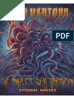Eternal Vortex Complete Guitar Transcription