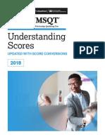 PDF Psat Nmsqt Understanding Scores