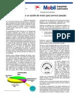 Consejo 015 Nitracion Del Lubricante
