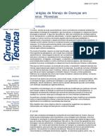 Estratégias de Manejo de Doenças Em Viveiros Florestais