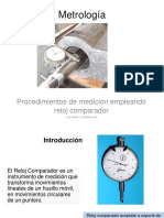 Metrologia-Uso de Comparadores.pdf