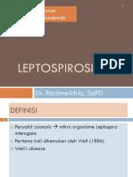 P 4a Leptospirosis
