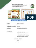 Ácidos Grasos - Química Orgánica