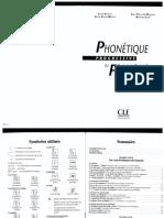 Phonetique Progressive Du Francais Debutant