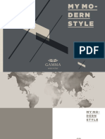 01 MyModernStyle 2016 Catalogue