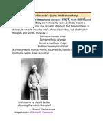 Bramha Charya_Swami Vivekananda.docx