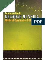 An Introduction OF Khanqah Munemia