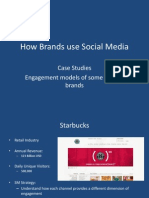 SelasTürkiye Social Media used by some leading brands excerpted